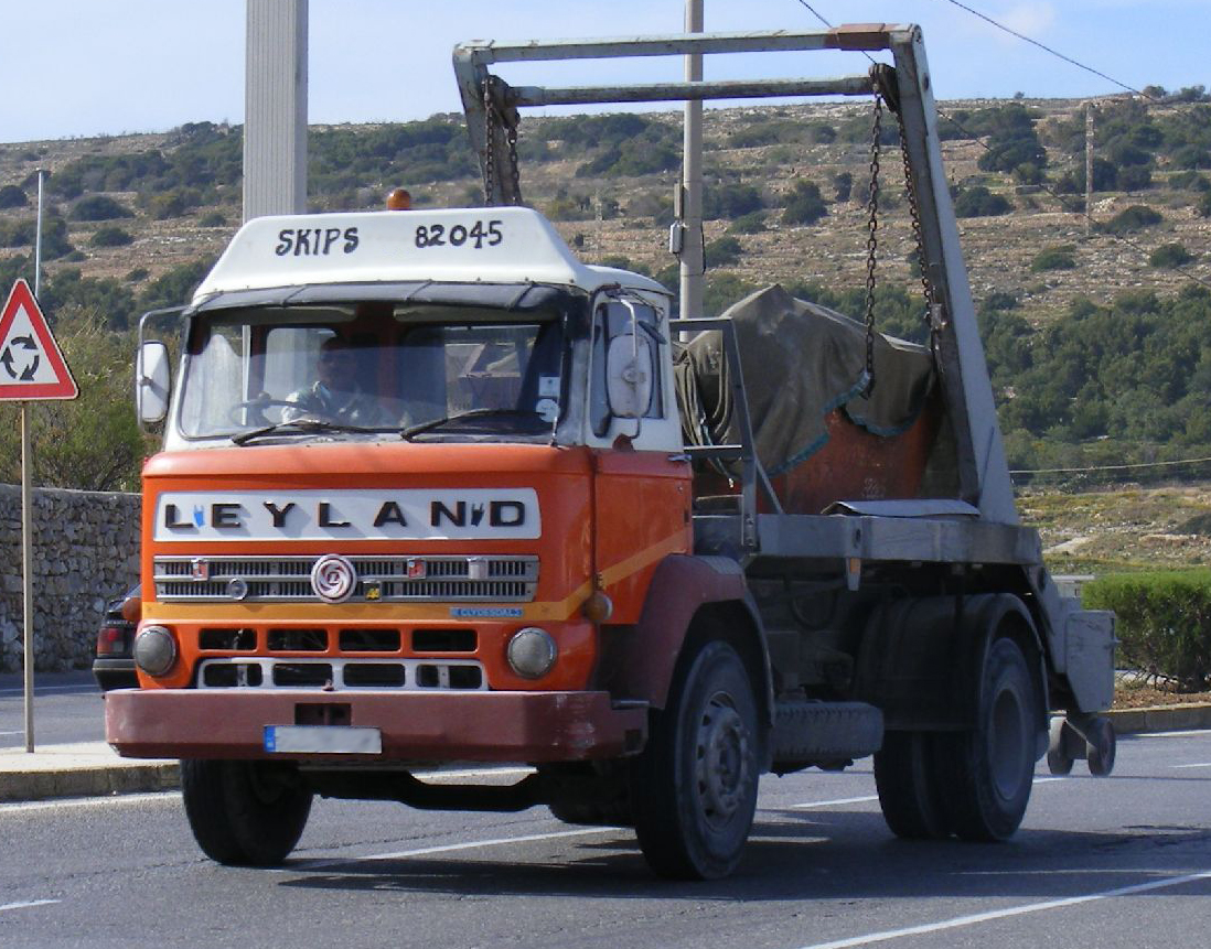 Leyland clydesdale photo - 1