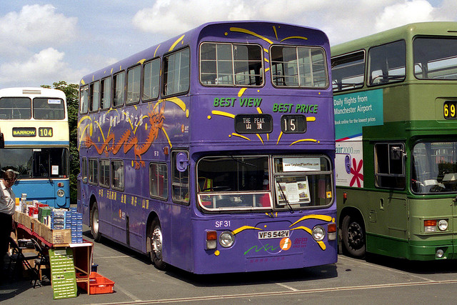 Leyland fleetline photo - 3