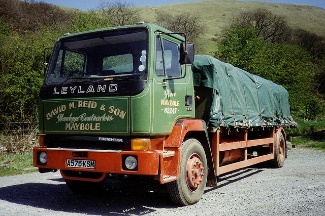 Leyland freighter photo - 3