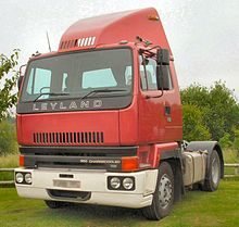Leyland freighter photo - 4