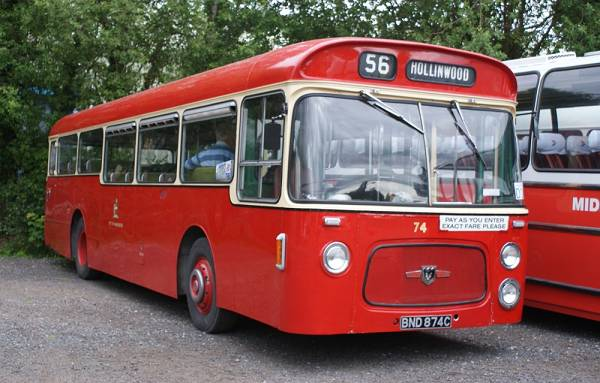 Leyland panther photo - 3