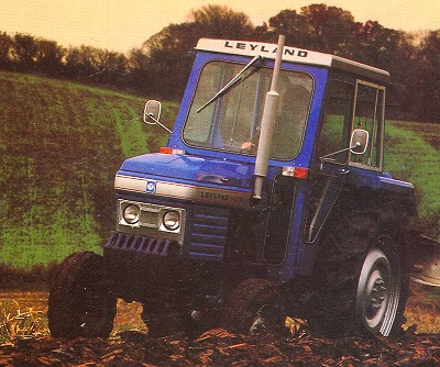 Leyland turbo photo - 1