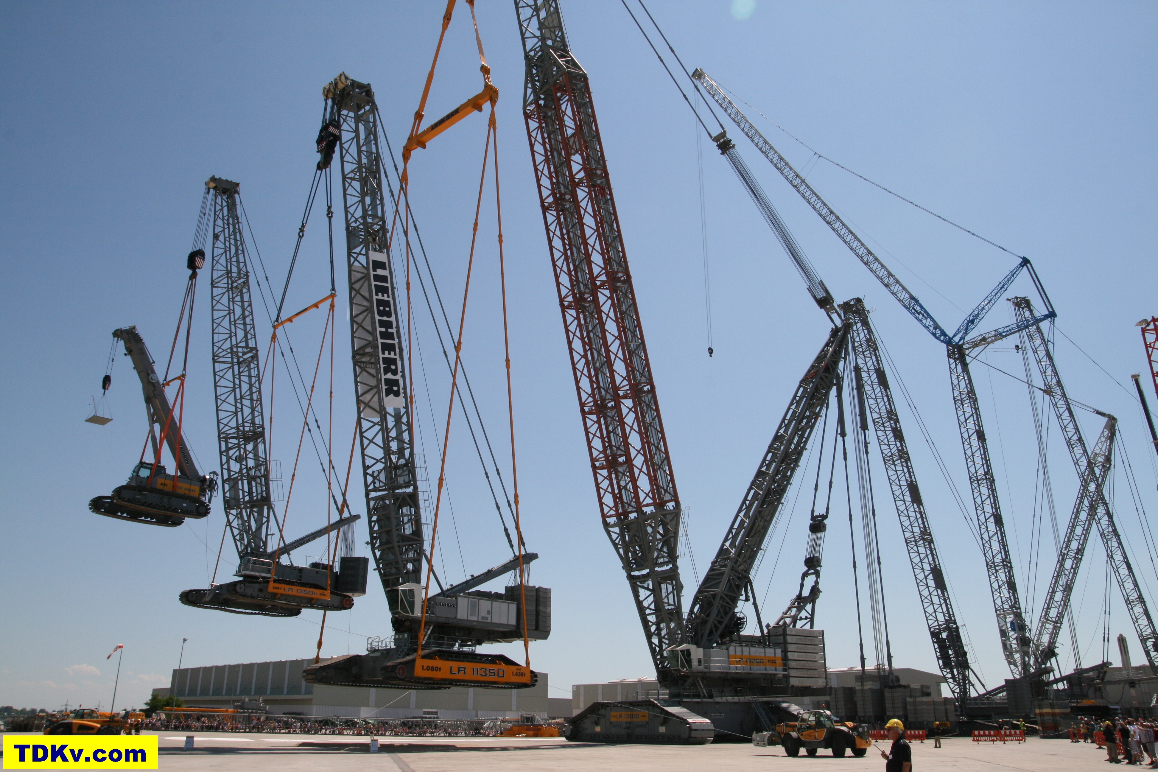 Liebherr lr photo - 1