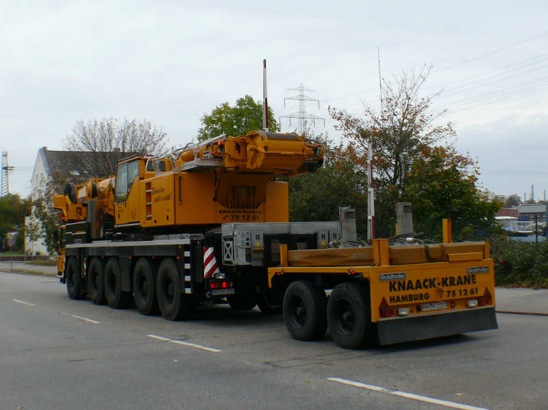 Liebherr ltm photo - 3