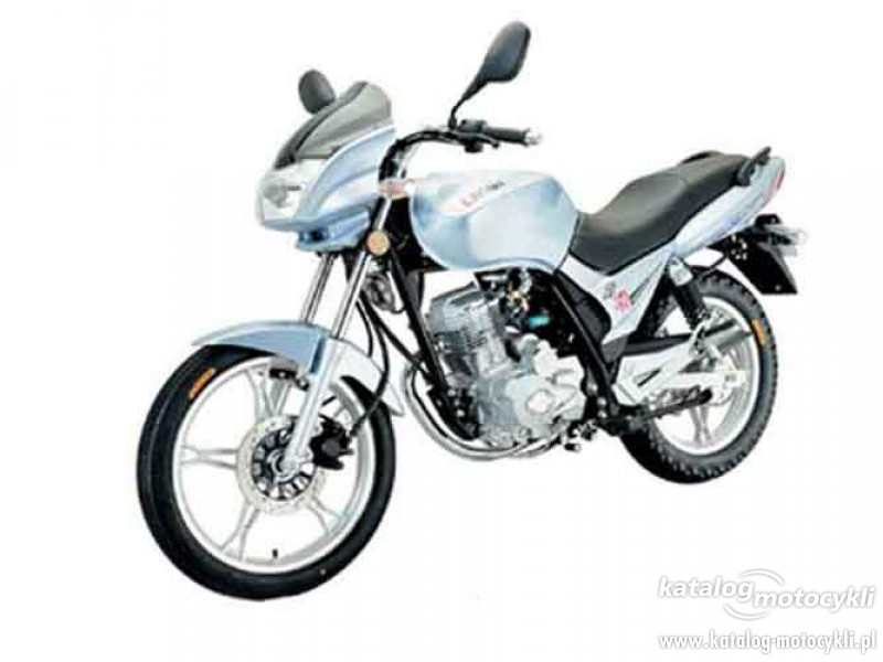 Lifan lf125 photo - 1