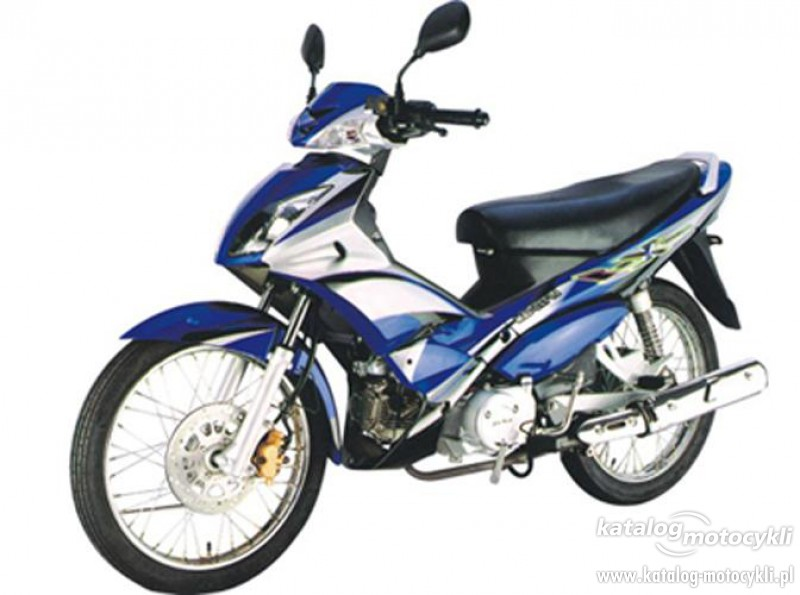 Lifan lf125 photo - 2