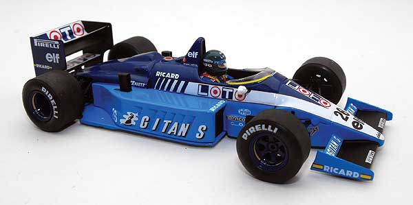 Ligier js27 photo - 1