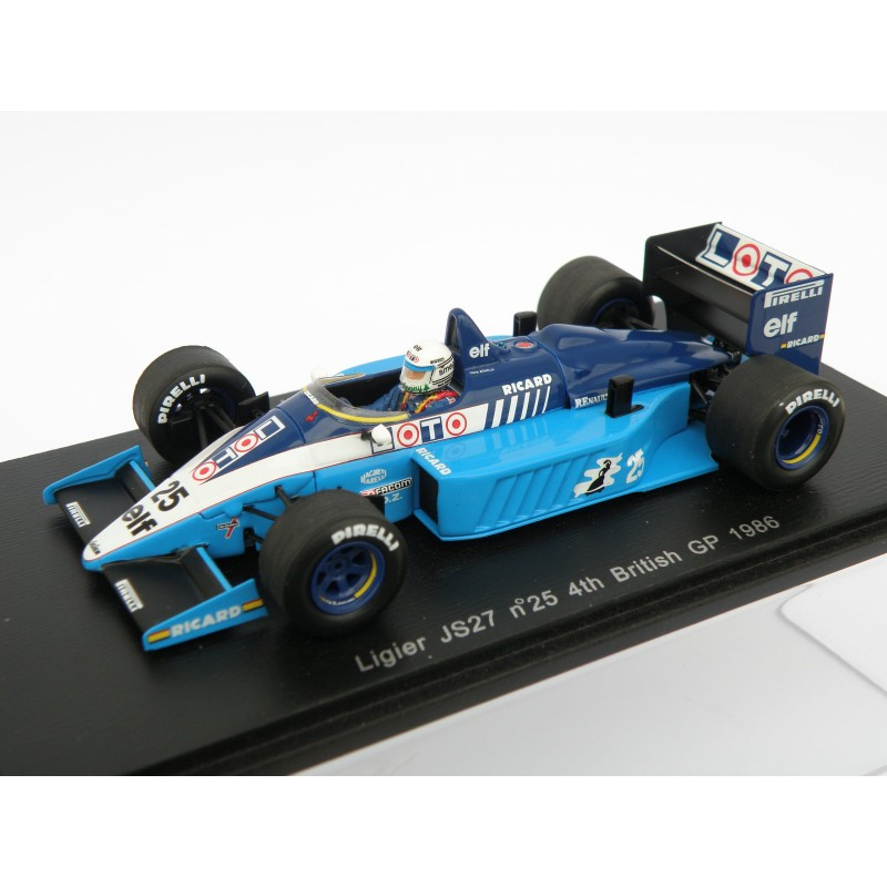 Ligier js27 photo - 2