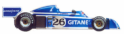 Ligier js5 photo - 1
