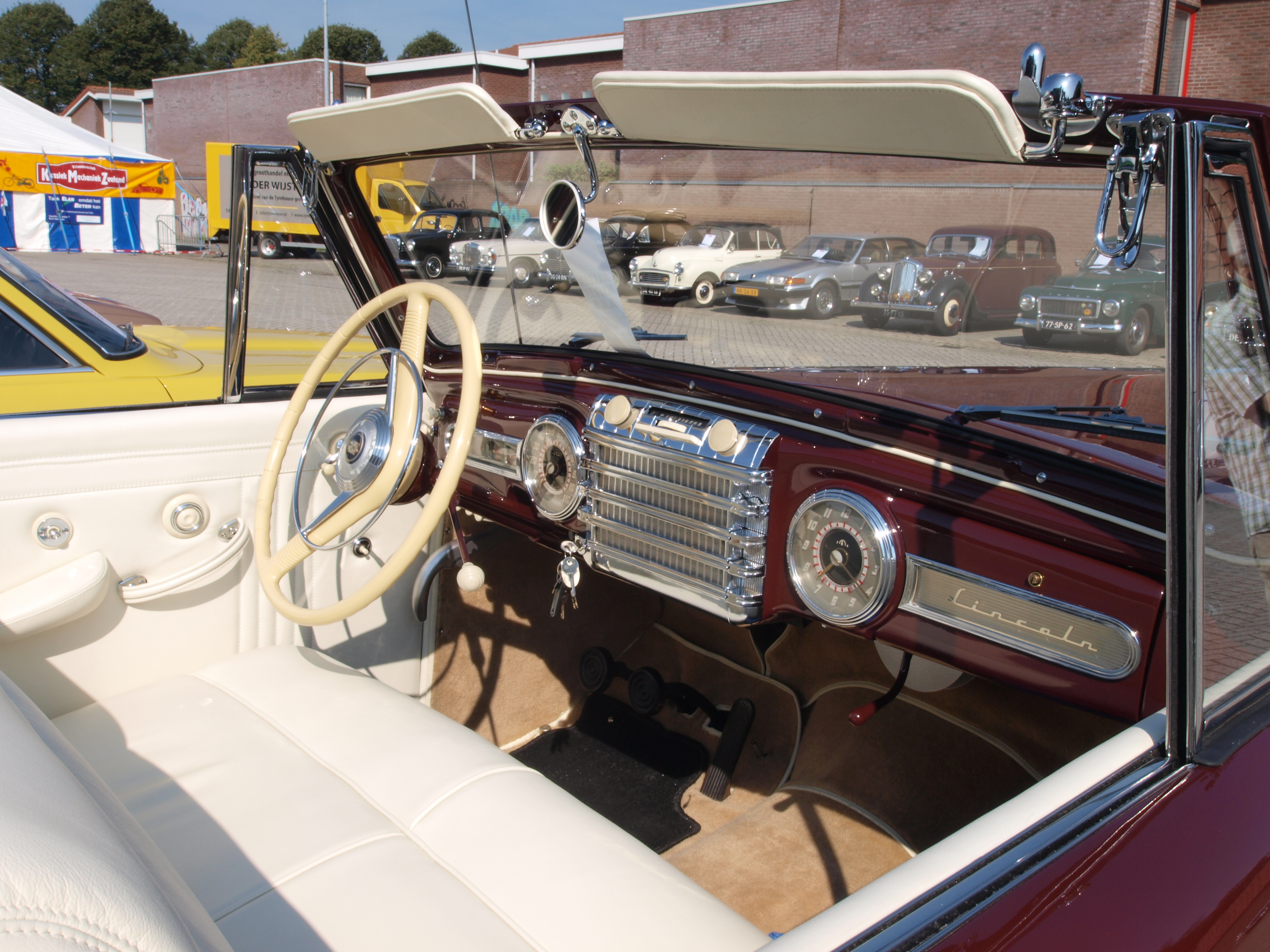 Lincoln cabriolet photo - 3