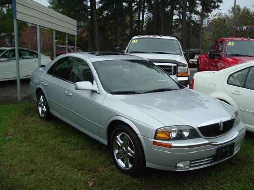 Lincoln ls photo - 1