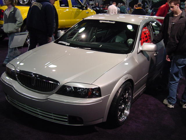 Lincoln ls photo - 2