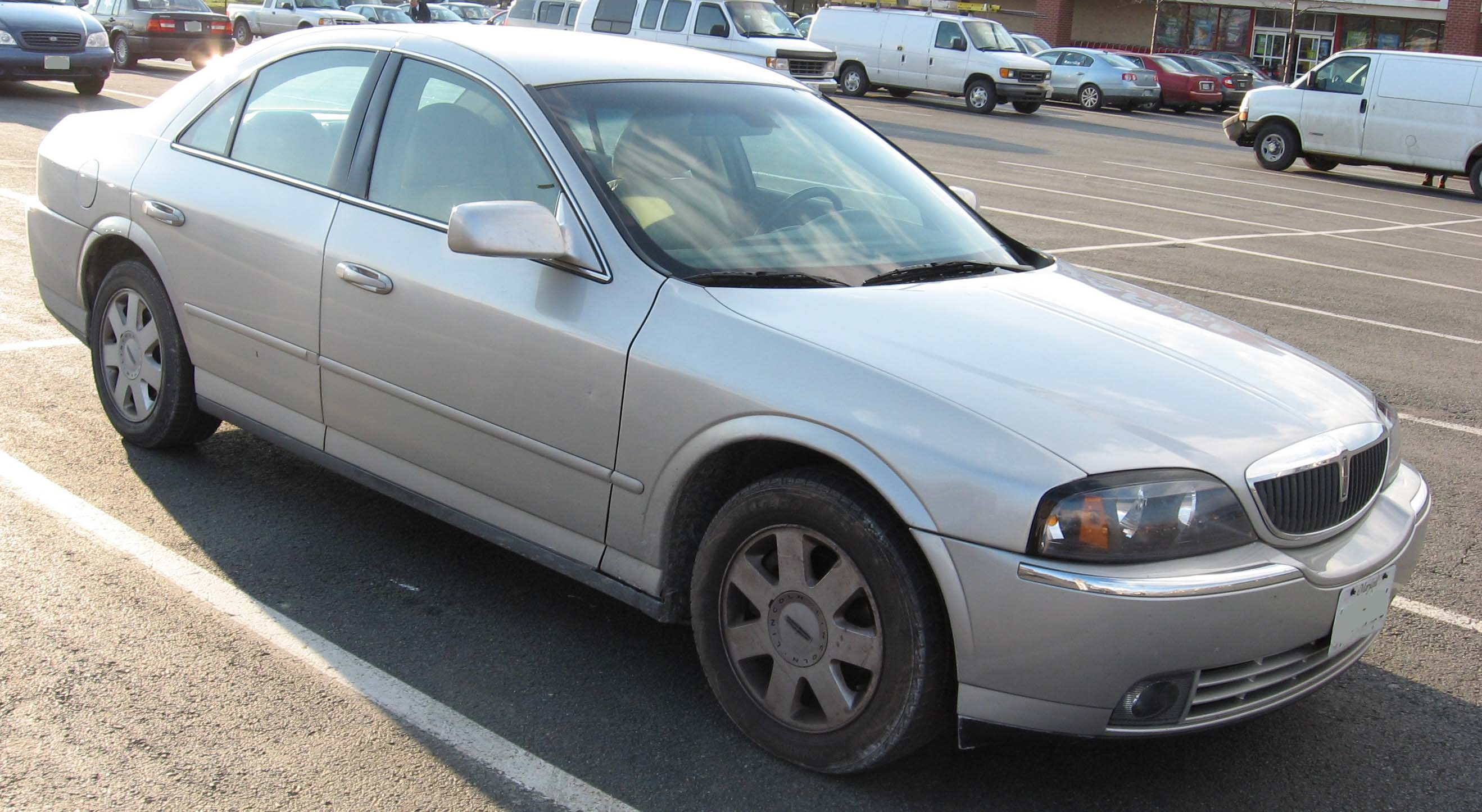 Lincoln ls photo - 3