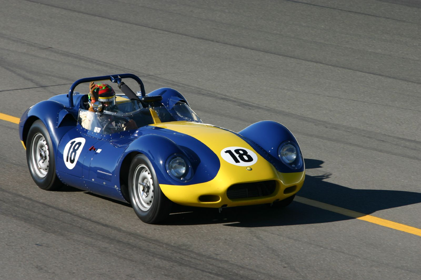 Lister jaguar photo - 4
