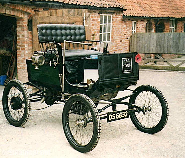Locomobile steamer photo - 2