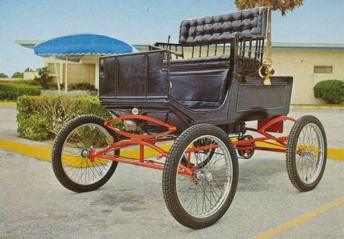 Locomobile steamer photo - 3