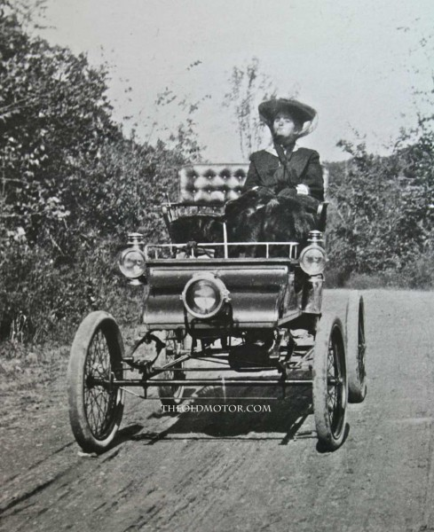 Locomobile steamer photo - 4