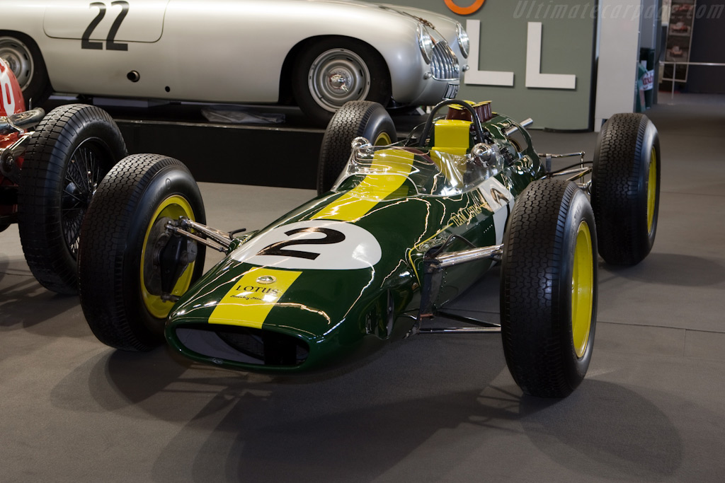 Lotus climax photo - 3
