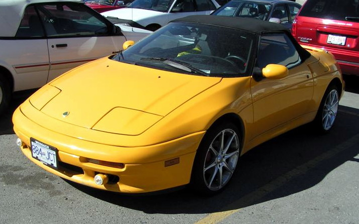 Lotus elan photo - 1