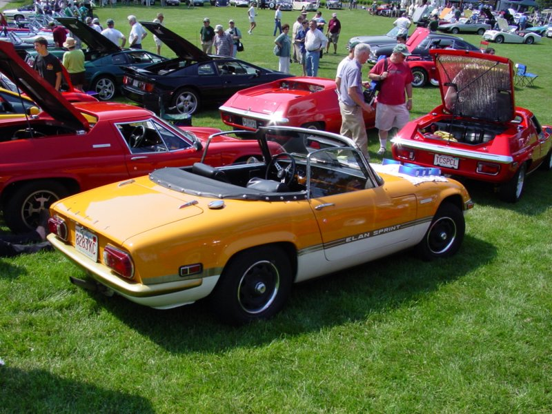 Lotus elan photo - 4