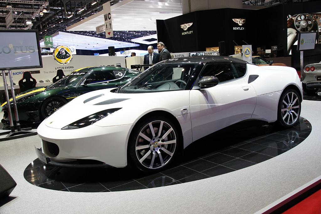 Lotus evora photo - 2