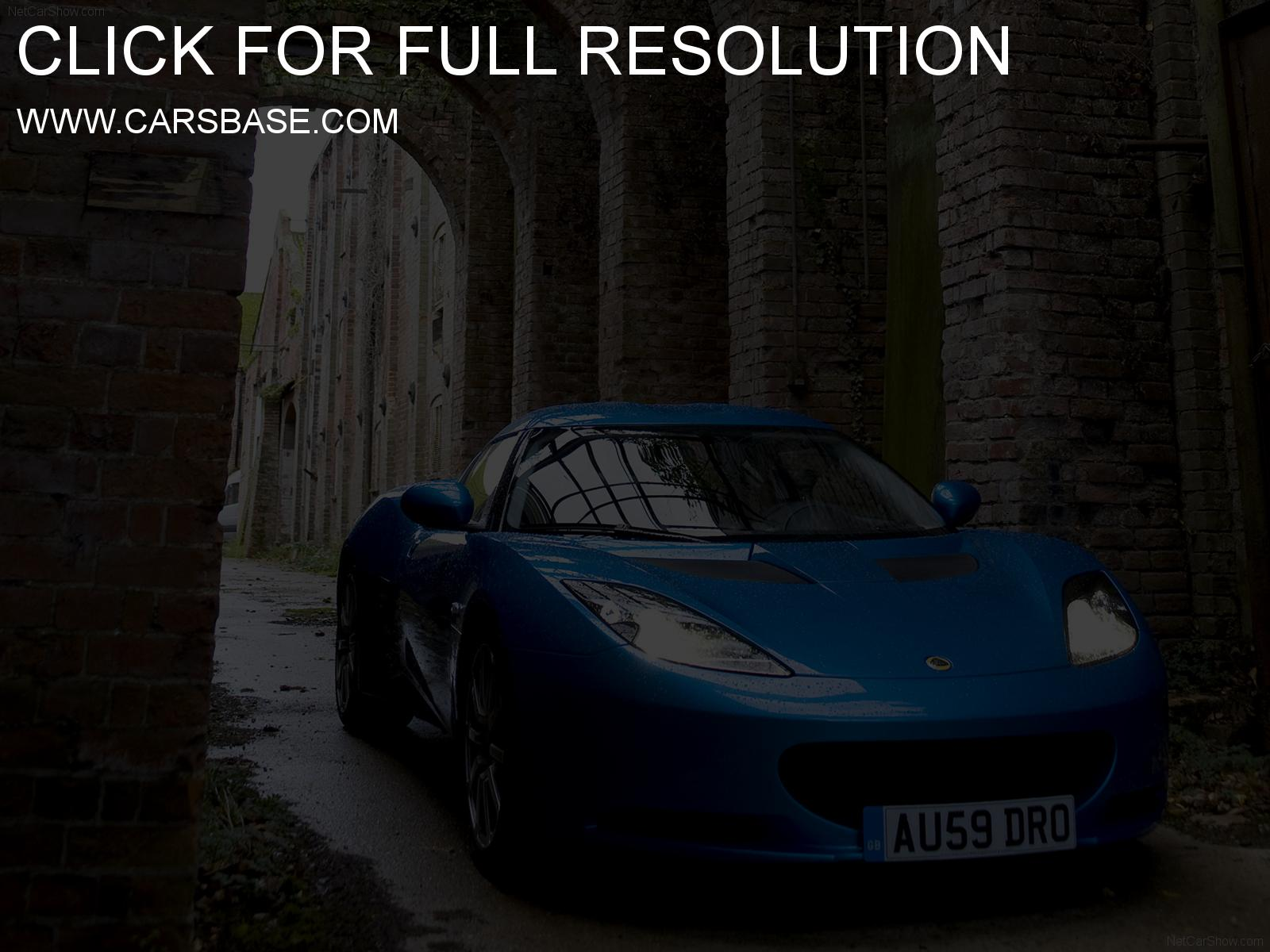 Lotus evora photo - 3