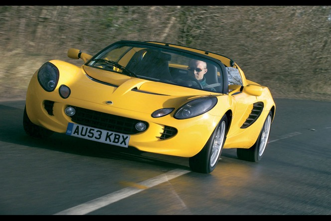 Lotus mk photo - 2