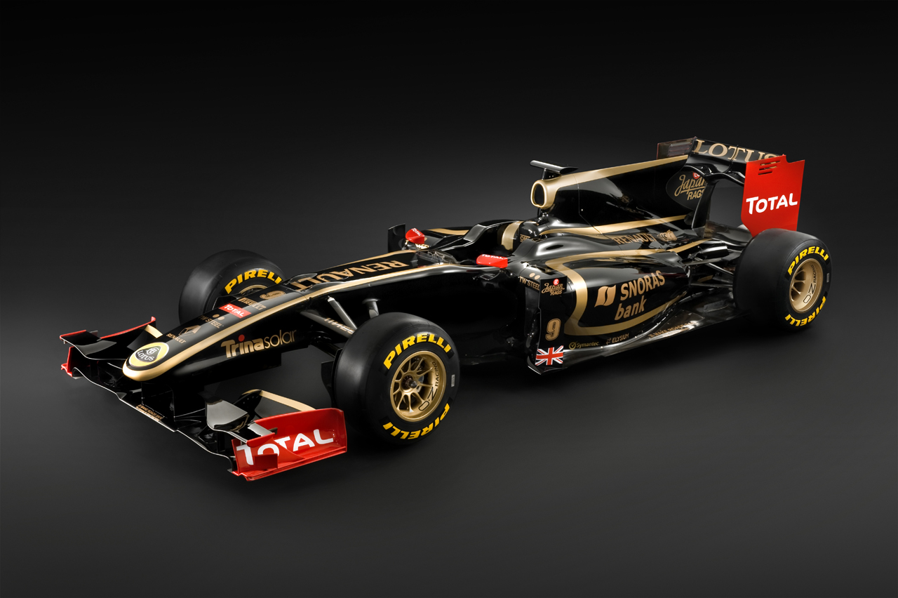 Lotus renault photo - 4