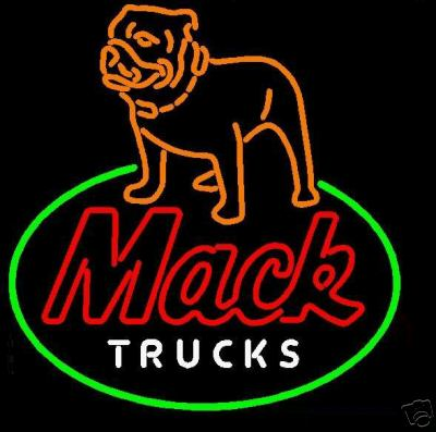Mack bulldog photo - 2