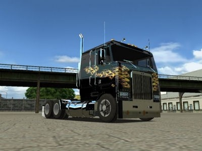 Mack cabover photo - 3