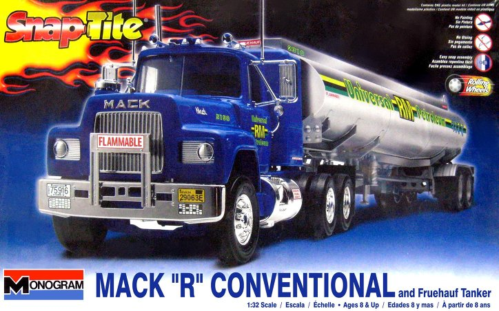 Mack conventional photo - 1