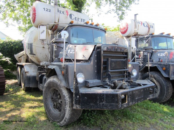 Mack dm-600 photo - 4