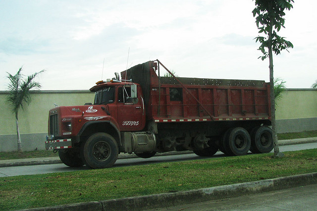 Mack rb600 photo - 2