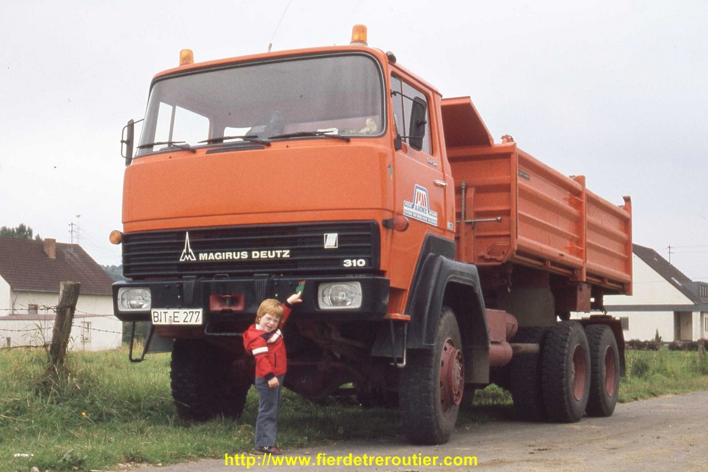 Magirus 310 photo - 1
