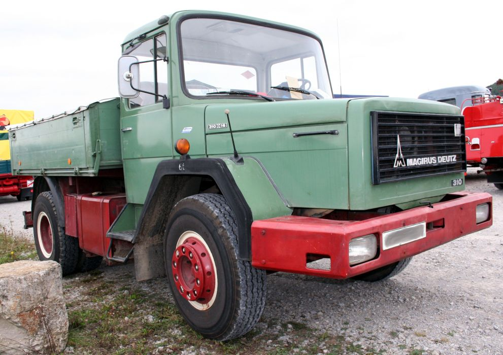 Magirus 310 photo - 2