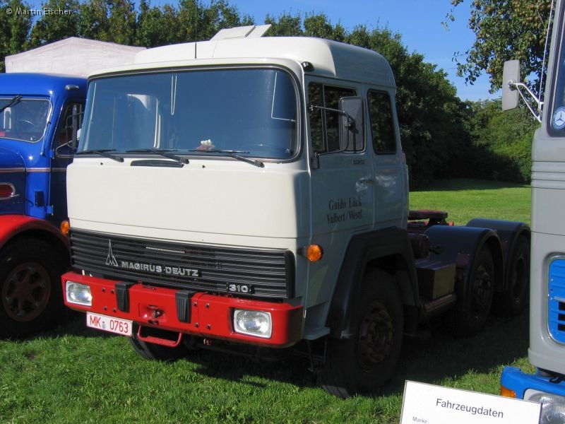Magirus 310 photo - 3