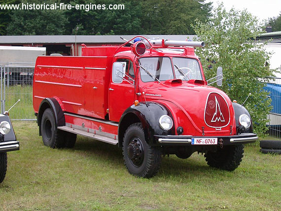 Magirus jupiter photo - 2