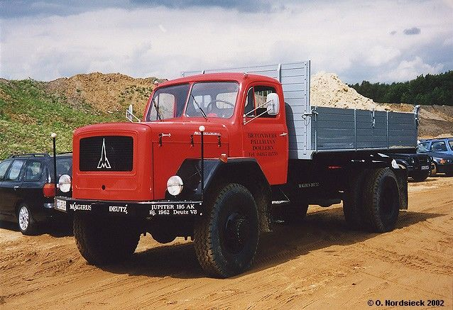 Magirus jupiter photo - 3
