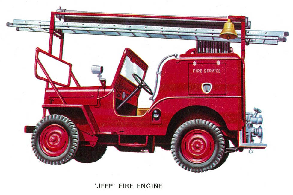 Mahindra cj-3b photo - 3