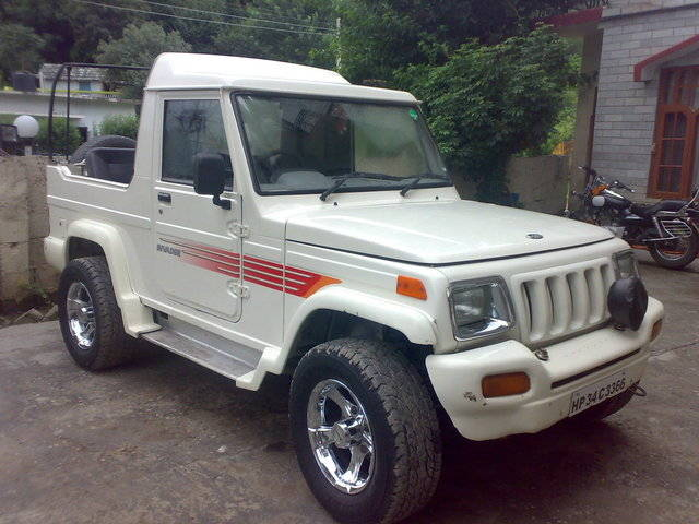 Mahindra invader photo - 1