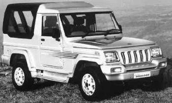 Mahindra invader photo - 3