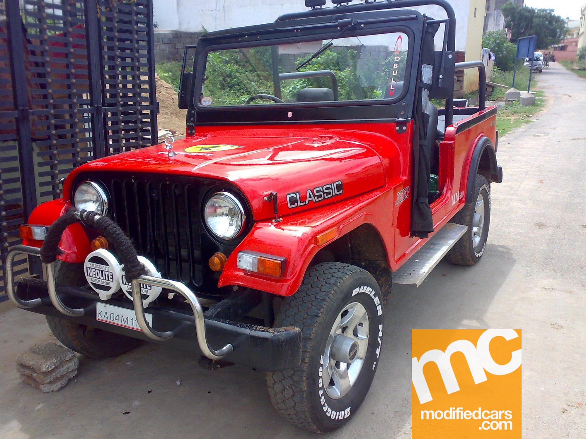 Mahindra mm photo - 4