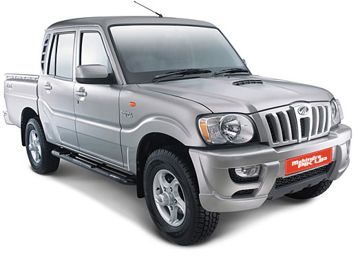 Mahindra pick-up photo - 3