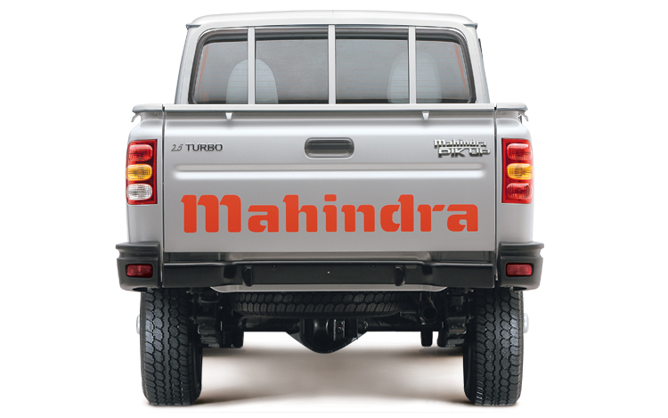 Mahindra pick-up photo - 4