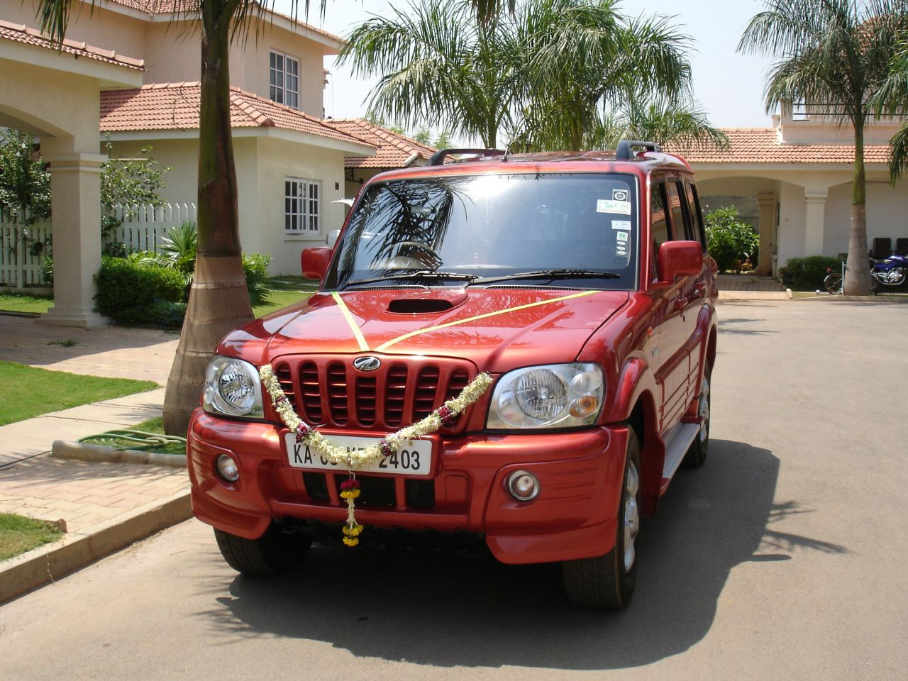 Mahindra scorpio photo - 1