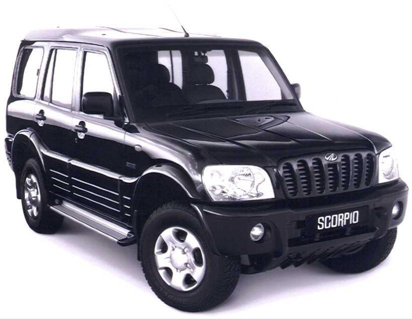 Mahindra scorpio photo - 2