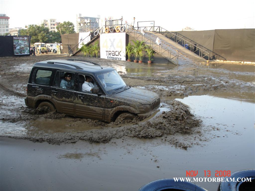 Mahindra scorpio photo - 3