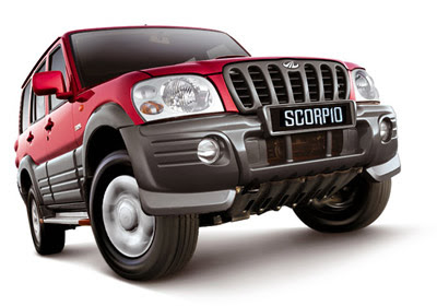 Mahindra scorpio photo - 4