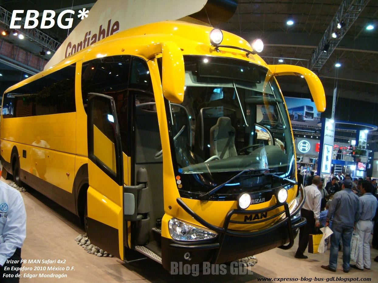 Man irizar photo - 4