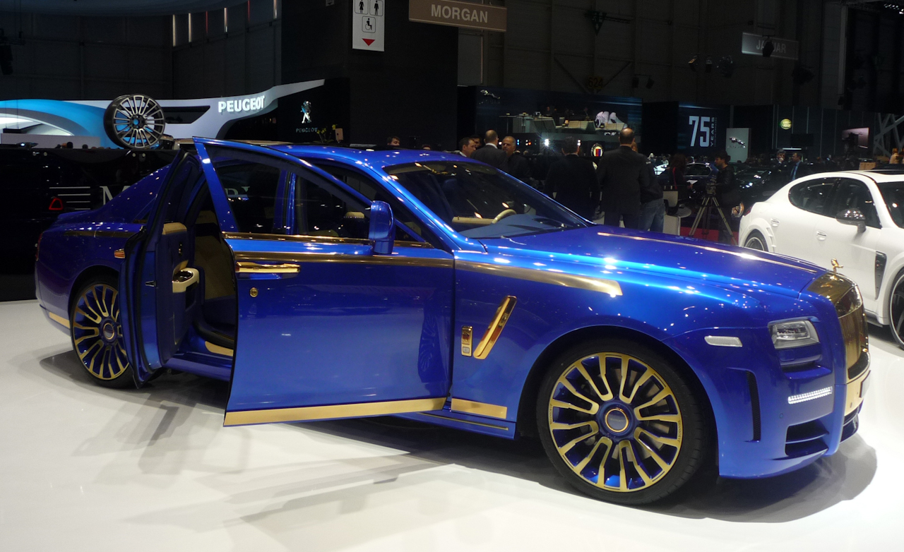 Mansory ghost photo - 1